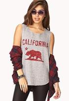 Forever21 California Muscle Tee