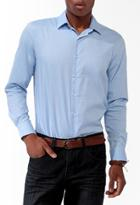 21 Men Men's  Classic Fit Dress Shirt