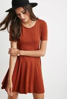 Forever21 Classic Fit & Flare Dress