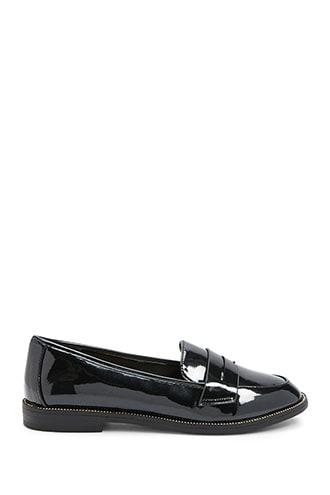 Forever21 Beaded Penny Loafers