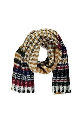Forever21 Variegated Striped Oblong Scarf