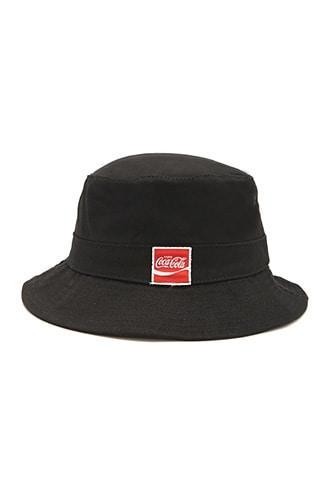 Forever21 Coca-cola Bucket Hat