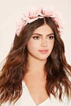 Forever21 Flower Crown Headband