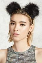 Forever21 Pom Pom Headband