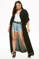 Forever21 Plus Size Duster Kimono