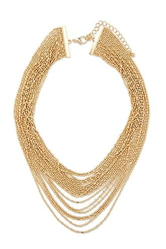 Forever21 High-polish Layered Necklace