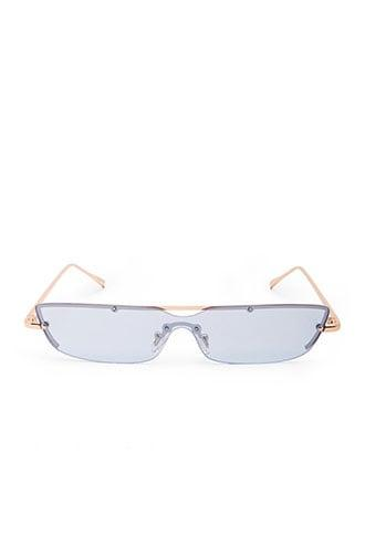 Forever21 Rimless Tinted Sunglasses