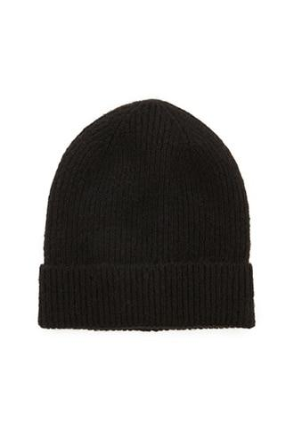 Forever21 Brushed Ribbed Beanie