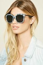 Forever21 Grey Square Sunglasses