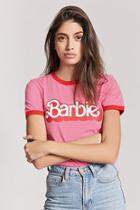 Forever21 Barbie Ringer Tee