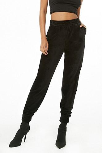 Forever21 Relaxed Corduroy Joggers