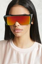 Forever21 Mirrored Visor Sunglasses