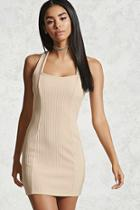 Forever21 Ribbed Mini Bodycon