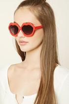 Forever21 Gradient Lip Sunglasses