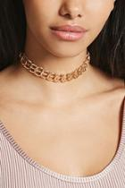 Forever21 Linked O-ring Choker