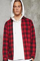 Forever21 Cotton Plaid Shirt