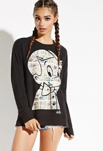Alec Monopoly X Forever 21 Richie Rich Comic Pullover