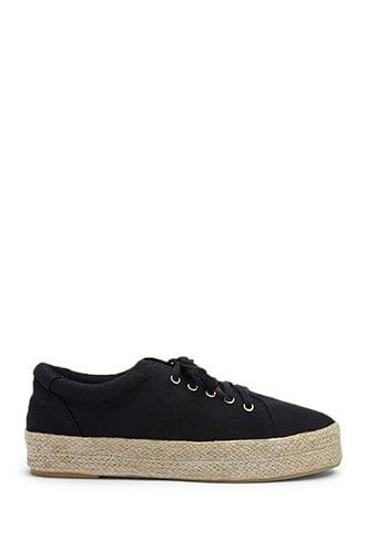 Forever21 Low-top Espadrille Shoes