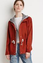 Love21 Hooded Utility Jacket