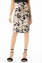 Forever21 Sequin Midi Skirt