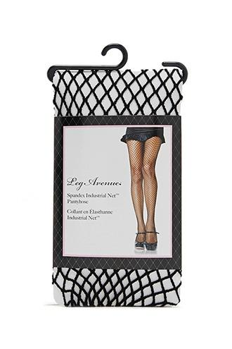 Forever21 Geo-cut Fishnet Tights