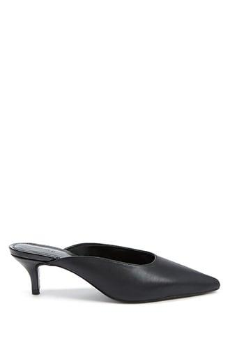 Forever21 Pointed Toe Heels