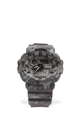 Forever21 Men G-shock Camo Watch