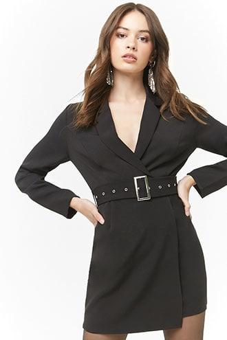 Forever21 Belted Mini Dress