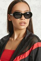 Forever21 Round Oval Sunglasses
