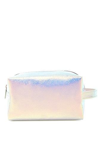 Forever21 Holographic Makeup Bag