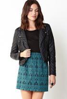 Love21 Vintage-inspired A-line Skirt