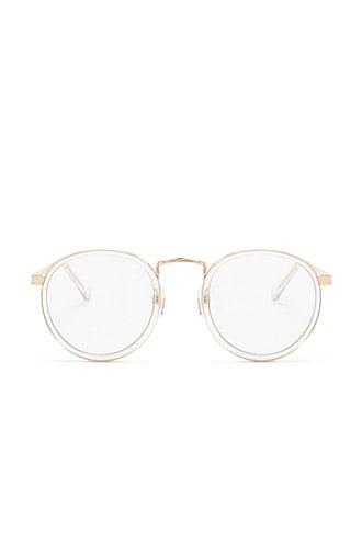Forever21 Clear Round-eye Readers