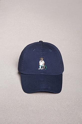 Forever21 Hatbeast Pablo Bear Dad Hat