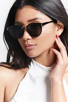 Forever21 Tinted Cateye Sunglasses