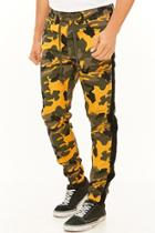 Forever21 Victorious Striped Camo Joggers