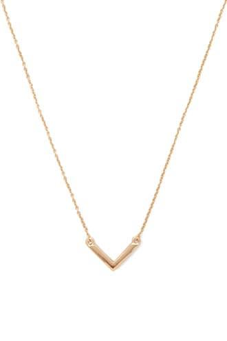Forever21 V-charm Necklace