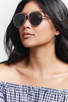 Forever21 Lightweight Aviator Sunglasses