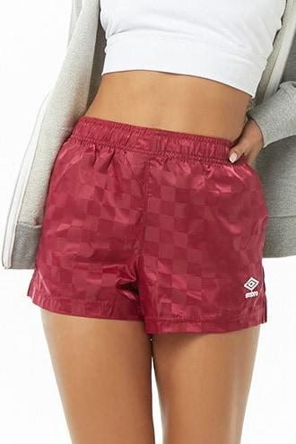 Forever21 Umbro Running Shorts