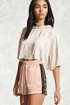 Forever21 Contemporary Satin Shorts