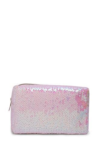 Forever21 Sequin Makeup Bag