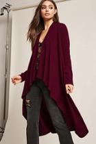 Forever21 Draped Duster Cardigan