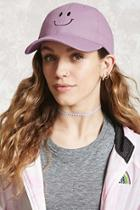 Forever21 On Cloud 9 Happy Face Cap