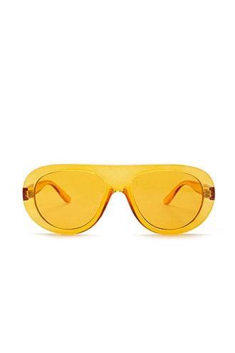 Forever21 Plastic Tonal Sunglasses