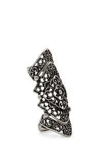 Forever21 Vintage-inspired Knuckle Ring