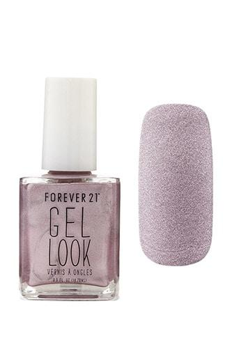 Forever21 Lavender Gel Look Nail Polish