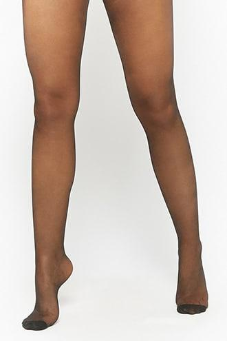 Forever21 Sheer Nylon-blend Tights