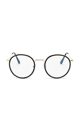 Forever21 Round Contrast Readers