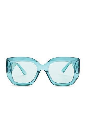 Forever21 Solid Square Sunglasses