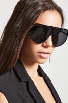 Forever21 Studded Wrap Sunglasses