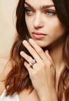 Forever21 Amber Sceats Thunderball Ring